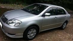 Toyota Corolla. NZE120 NZE 121 NZE124
