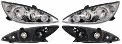 Toyota camry v30 фары 04-06 короткое ухо 811708Y004 811308Y004