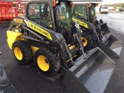 New Holland L220. Мини-погрузчик , 100 куб. см., 905 кг.
