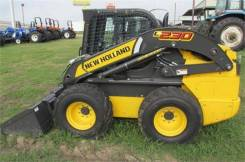 New Holland L230. Мини-погрузчик , 100 куб. см., 1 360 кг.
