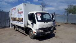 Hino 300. Продается HINO 300 2012 год промтоварный фургон в Самаре, 4 009 куб. см., 2 629 кг.
