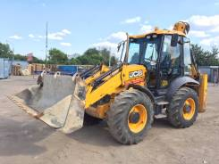 JCB 3CX Super. Экскаватор 4WS-SM 2012 года, 1,00 куб. м.