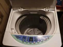 Стиральная машинка Дэу стирает как автомат и как Полуавтомат !