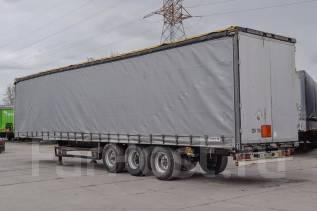 Schmitz. Полуприцеп шторный S01 2007 г/в, 39 000 кг.