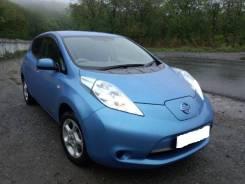 Nissan Leaf. автомат, передний, электричество, 21 000 тыс. км