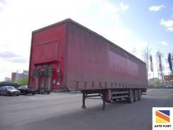 Samro. Тентованный полуприцеп ST3314, 27 300 кг.