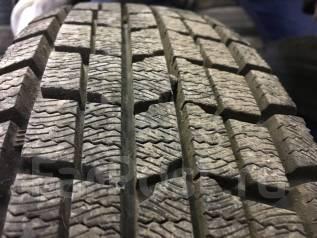 Dunlop DSX. Зимние, без шипов, 2009 год, износ: 5%, 2 шт