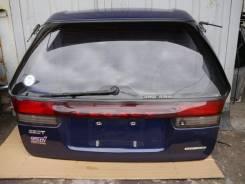 Дверь багажника. Subaru Legacy, BG5, BG3, BG7, BG9, BGC