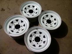 Off-Road-Wheels. 7.0x15, 5x139.70, ET25, ЦО 98,6мм.