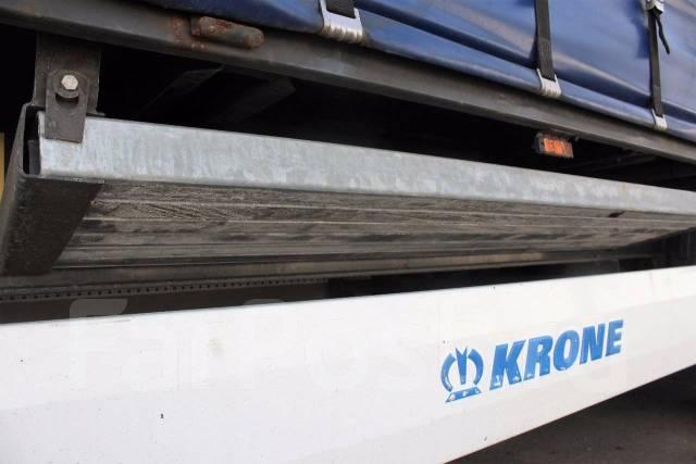 Krone SD. Шторный полуприцеп крона 2012 года без пробега по РФ, 41 000 кг.