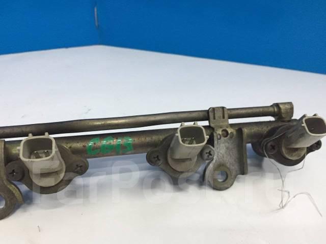 Топливная рейка. Nissan March, K11 Двигатели: CG13DE, MA09ERT, MA09RT, MA10ET, MA10T