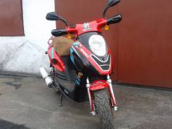 Honda Dio 110. 150 куб. см., исправен, без птс, с пробегом