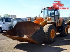 JCB 456 ZX. Фронтальный колесный погрузчик 2007 Года, 11 000 куб. см., 3 000 кг.