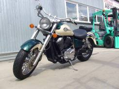Honda Shadow. 400 куб. см., исправен, птс, без пробега