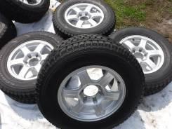 Bridgestone. 7.5x17, 6x139.70, ET25, ЦО 110,0мм.
