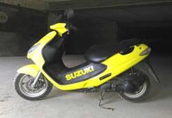 Suzuki Address V110. 113 куб. см., исправен, птс, с пробегом