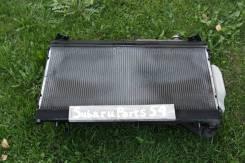 Радиатор охлаждения двигателя. Subaru Legacy B4, BL5 Двигатель EJ20X