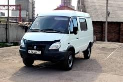 ГАЗ 27527. , 4 ВД, Соболь, 7мест, 2 890 куб. см.