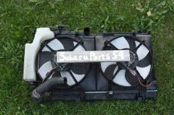 Вентилятор охлаждения радиатора. Subaru Legacy B4, BL5