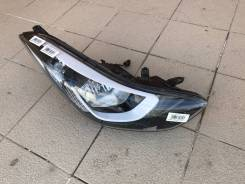 Фара. Hyundai Elantra, MD