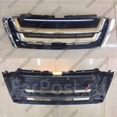 Решетка радиатора. Toyota Land Cruiser Prado, GDJ150, GDJ150L, GDJ150W, GDJ151W, GRJ150, GRJ150L, GRJ150W, GRJ151W, KDJ150, KDJ150L, LJ150, TRJ12, TRJ...