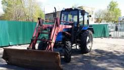 МТЗ. Трактор Мтз-погрузчик, 4 250 куб. см.