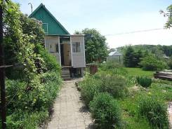 Дом (дача), земельный участок в пригороде. От частного лица (собственник). Фото участка