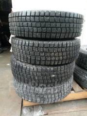 Bridgestone. Всесезонные, 2015 год, износ: 10%, 4 шт