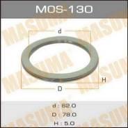 Кольцо глушителя 62x78x5 Masuma MOS-130 9091706040,9091706054