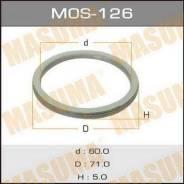 Кольцо глушителя 60x71x5 Masuma MOS-126 9091706065