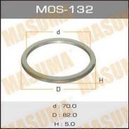 Кольцо глушителя 70x82x5 Masuma MOS-132 9091706031,9091706043