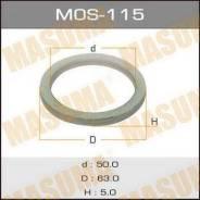 Кольцо глушителя 50x63x5 Masuma MOS-115 9091706089,9091706065