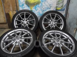 Продам Стильные колёса Honda Odyssey+Лето 215/45R17. 7.0x17 5x114.30 ET55