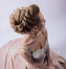 Свадебные прически, макияж, маникюр, брови. Студия Zefir, Зефир Столетие