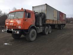 Камаз 4310. Продам 6х6, 10 500 куб. см., 20 000 кг.
