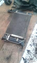 Радиатор охлаждения двигателя. Mitsubishi Colt, Z22A Двигатель 4A90