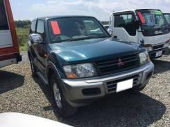 Mitsubishi Pajero. автомат, 4wd, 3.5, бензин, 99 000 тыс. км, б/п, нет птс. Под заказ