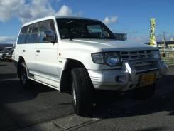 Mitsubishi Pajero. автомат, 4wd, 3.5, бензин, 134 000 тыс. км, б/п, нет птс. Под заказ