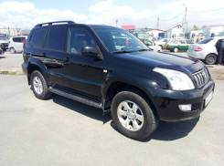 Toyota Land Cruiser Prado. автомат, 4wd, 4.0 (249 л.с.), бензин, 183 000 тыс. км