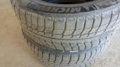 Michelin X-Ice. Зимние, без шипов, 2005 год, износ: 20%, 4 шт