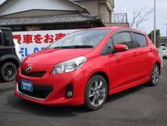 Toyota Vitz. автомат, передний, 1.5, бензин, б/п. Под заказ