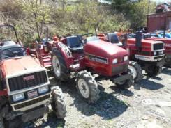 Mitsubishi. Распродажа! Трактор 4wd, 22 л. с., реверс, фреза