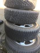 Bridgestone Blizzak MZ-01. Зимние, без шипов, 2006 год, износ: 5%, 4 шт