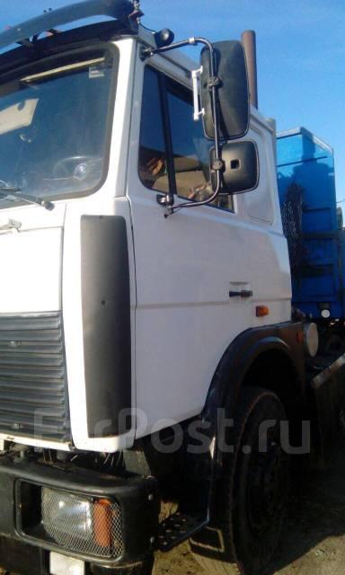 МАЗ 6422А8. (седельный тягач), 14 860 куб. см., 25 000 кг.