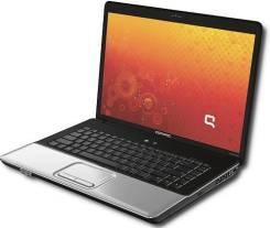 """Compaq Presario CQ60. 15.6"""", 2,2ГГц, ОЗУ 2048 Мб, диск 180 Гб, WiFi, Bluetooth, аккумулятор на 1 ч."""