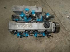 Головка блока цилиндров. Nissan Vanette, KUGNC22 Nissan Vanette Largo, KUGNC22 Двигатели: LD20T, LD20TII