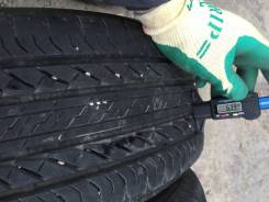 Bridgestone Dueler. Летние, 2014 год, износ: 20%, 4 шт