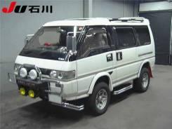Торсион подвески. Mitsubishi Delica