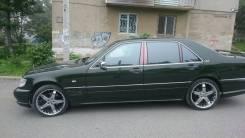 Мерсидес 600S-class 1997 год
