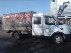 ГАЗ 330230. Продам или Обменяю Газель 33023 Фермер Кузов 3 метра., 2 500 куб. см., 1 500 кг.